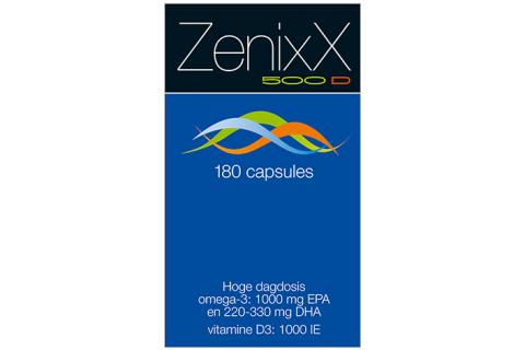 ZenixX 500 D