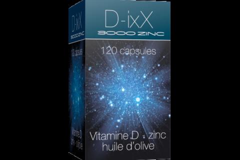 D-ixX 3000 ZINC